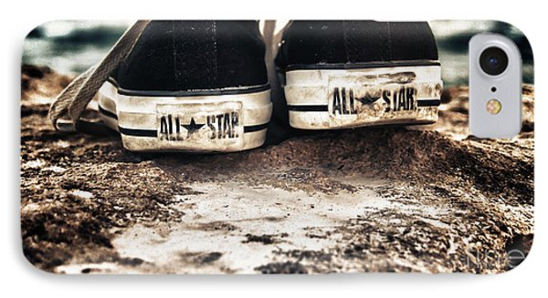 A Pair Of Stars IPhone Case by Stelios Kleanthous
