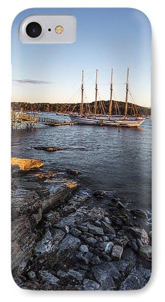 A Ship IPhone Case by Jon Glaser