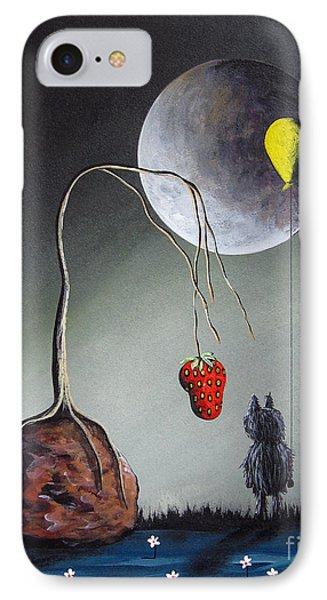 A Strange Dream By Shawna Erback Phone Case by Shawna Erback