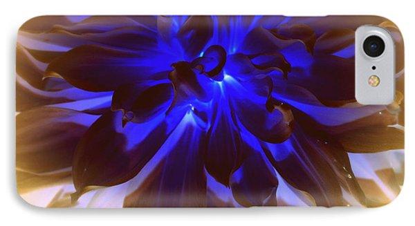 A Touch Of Blue Phone Case by Dora Sofia Caputo Photographic Art and Design