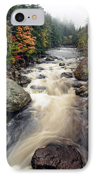 A Touch Of Fall Phone Case by Mark Papke