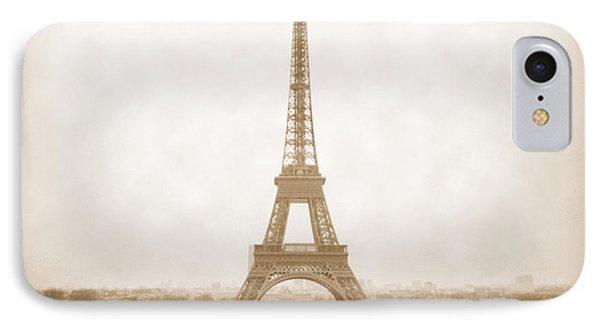 A Walk Through Paris 5 IPhone Case by Mike McGlothlen