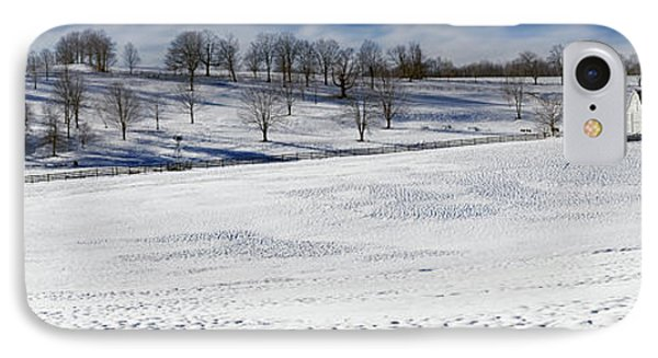 A Winters Day Phone Case by Bill Wakeley