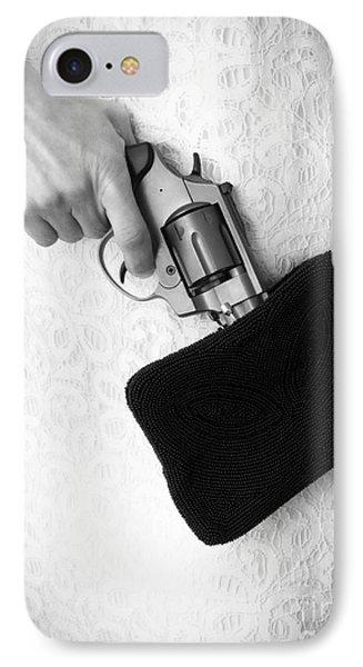 A Woman Scorned Phone Case by Edward Fielding