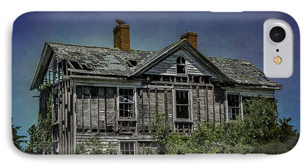 Abandoned Dream IPhone 7 Case by Terry Rowe