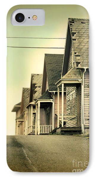 Abandoned Shacks Phone Case by Jill Battaglia