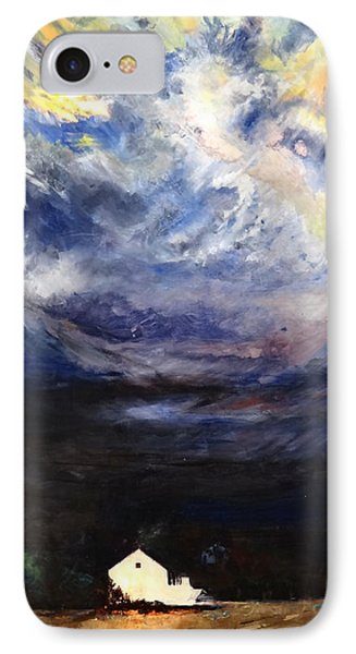 Above The Storm Phone Case by Patty Kingsley