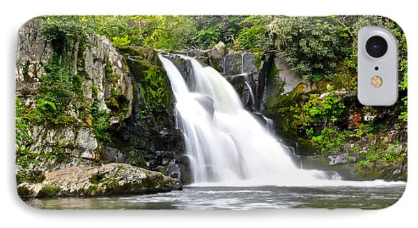 Abrams Falls Phone Case by Frozen in Time Fine Art Photography