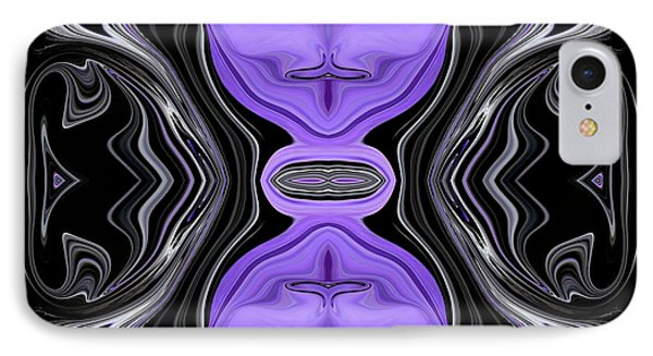 Abstract 157 Phone Case by J D Owen
