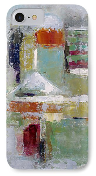 Abstract 2015 02 IPhone Case by Becky Kim