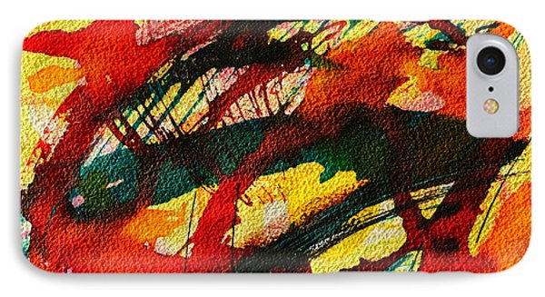 Abstract 73 Phone Case by Ana Maria Edulescu