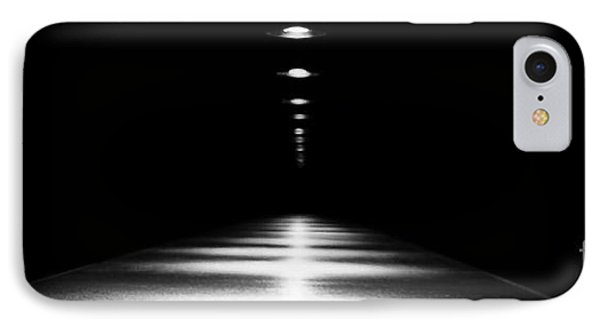 Abstract Light IPhone Case by Scott Pellegrin