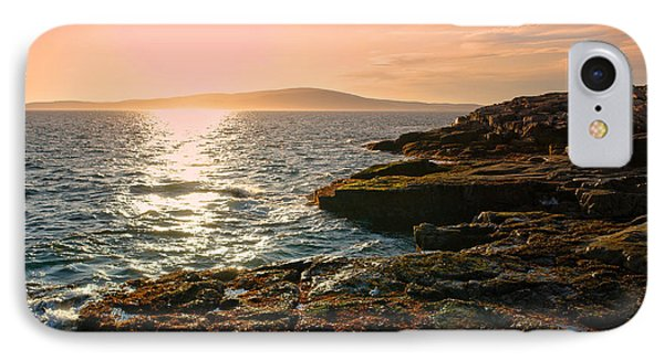 Acadia National Park IPhone Case by Olivier Le Queinec