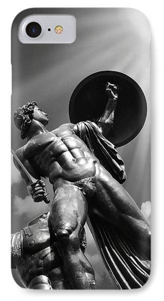 Achilles IPhone Case by Mark Rogan