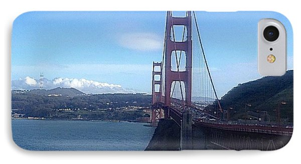 Across The Bay IPhone Case by Christy Gendalia