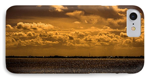 Across The Water IPhone Case by Liesl Marelli