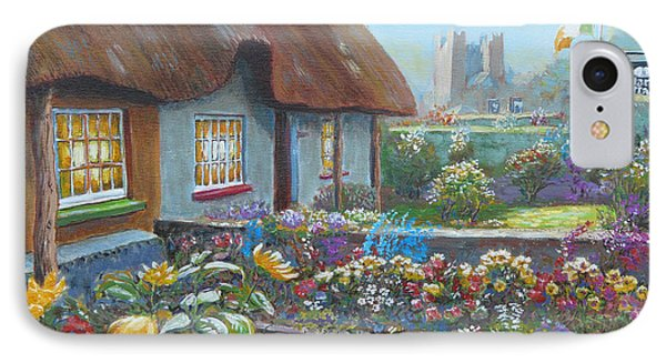 Adare Gardens Co Limerick Phone Case by Tomas OMaoldomhnaigh