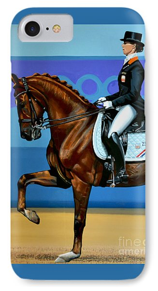 Adelinde Cornelissen On Parzival IPhone Case by Paul Meijering