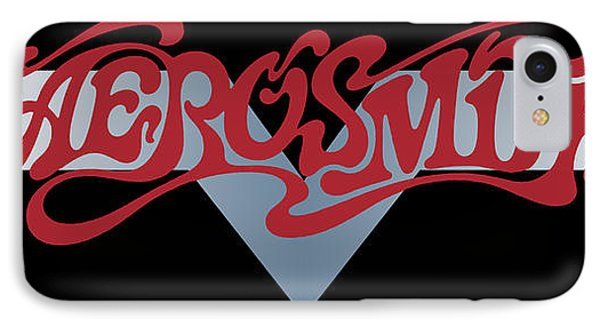 Aerosmith - Dream On Banner 1973 IPhone 7 Case by Epic Rights