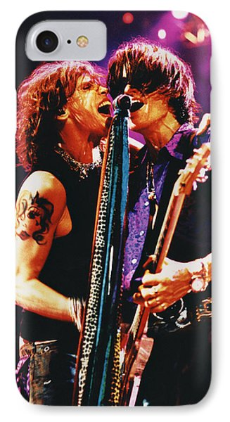 Aerosmith - Toxic Twins IPhone 7 Case by Epic Rights