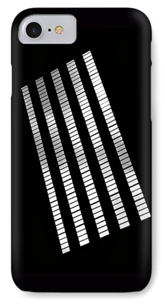 After Rodchenko 2 IPhone Case by Rona Black