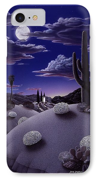 After The Rain Phone Case by Snake Jagger