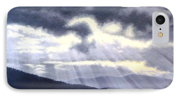 After The Storm Phone Case by Beverly Theriault