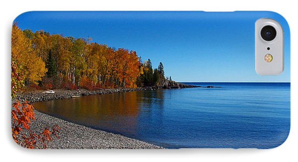 Agate Beach On Lake Superior Phone Case by Steve Anderson