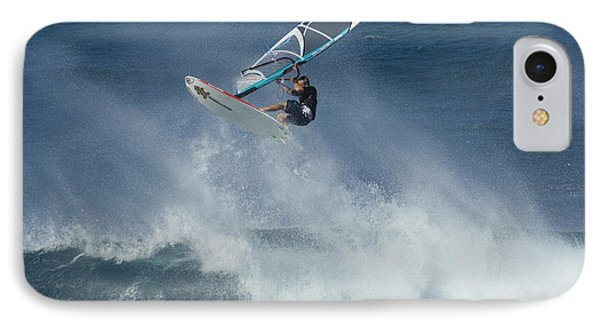 Airborn In Hawaii IPhone Case by Bob Christopher