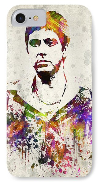 Al Pacino IPhone Case by Aged Pixel