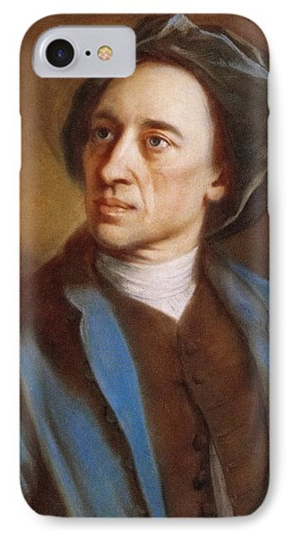 Alexander Pope IPhone Case by Miriam And Ira D. Wallach Division Of Art, Prints And Photographs/new York Public Library