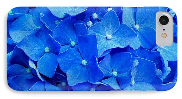 All Summer Beauty - Hydrangea Macrophylla Phone Case by Hanza Turgul