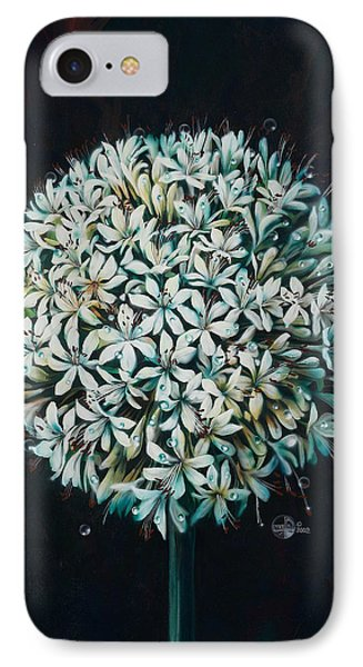 Allium IPhone Case by Lynette Yencho