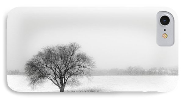 Alone IPhone Case by Don Spenner