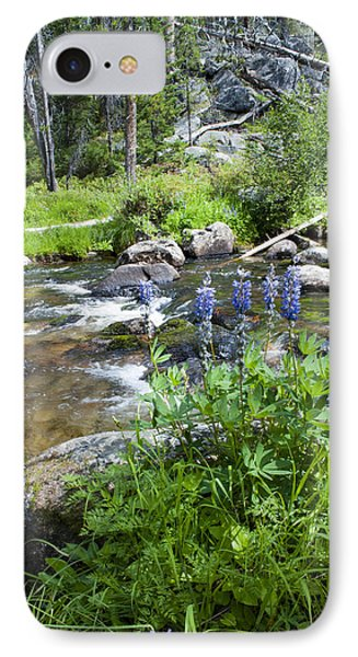Along The River Phone Case by Fran Riley