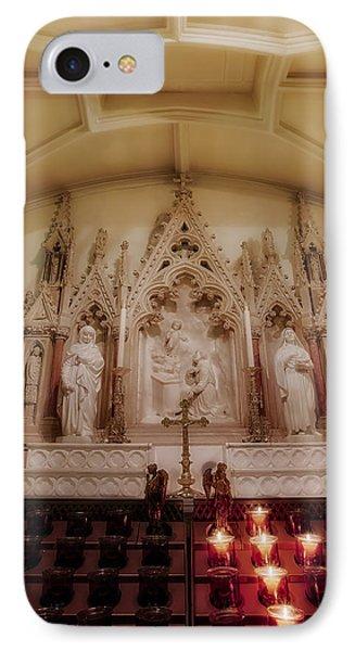 Altar Phone Case by Susan Candelario