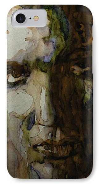Always On My Mind IPhone Case by Paul Lovering