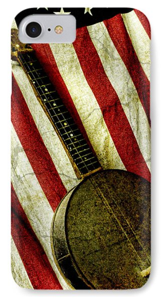 American Banjo Phone Case by Kristie  Bonnewell