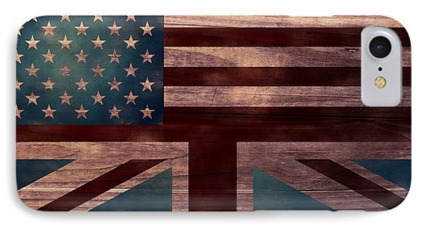 American Jack I IPhone Case by April Moen