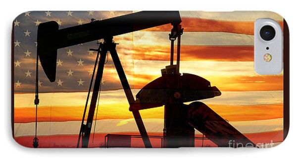 American Oil  IPhone Case by James BO  Insogna