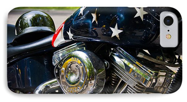 American Ride Phone Case by Adam Romanowicz