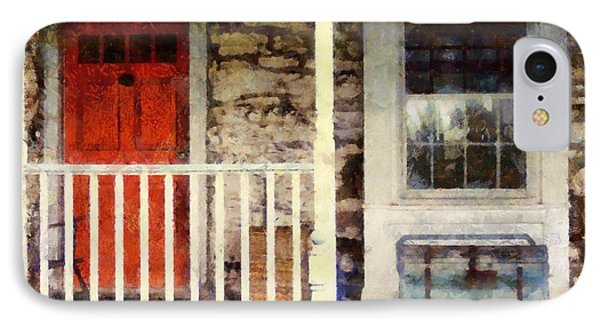 Americana IPhone Case by Janine Riley