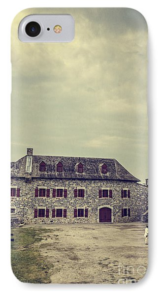 Fort Ticonderoga Phone Case by Edward Fielding