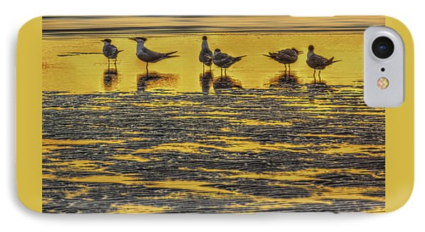 Among Friends IPhone Case by Marvin Spates