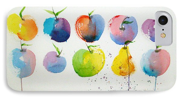 An Apple A Day Phone Case by Joe Prater