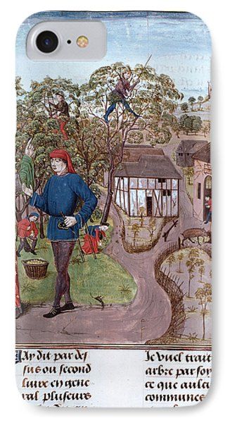 An Apple Orchard IPhone Case by British Library