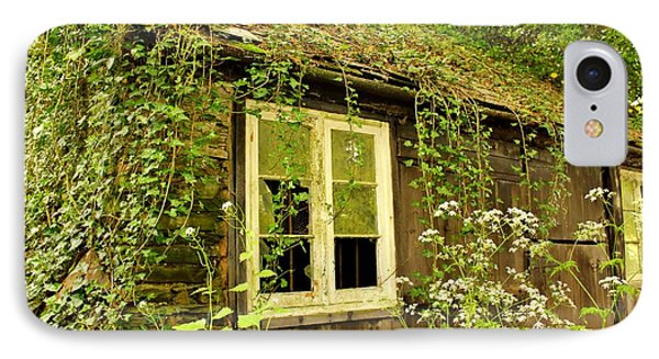Ancient Cottage Phone Case by Rene Triay Photography