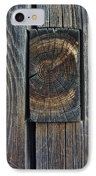 Ancient Mortise And Tenon Joint - Japan IPhone Case by Daniel Hagerman
