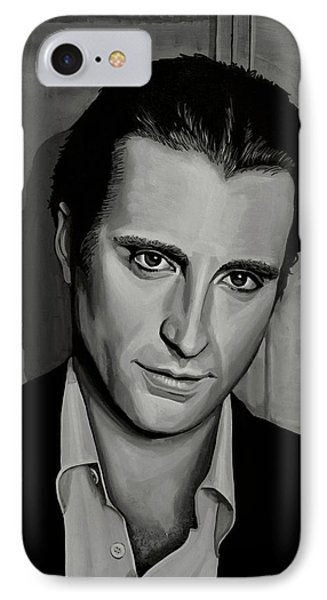 Andy Garcia IPhone Case by Paul Meijering