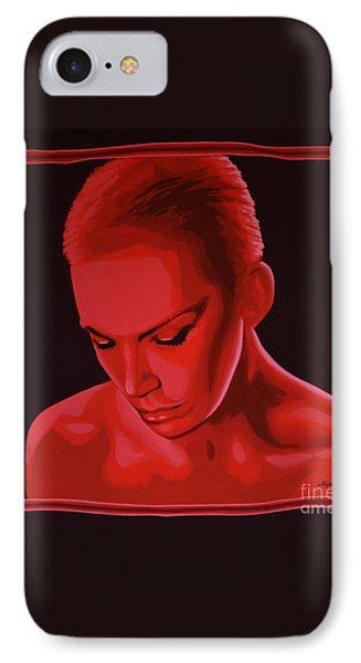 Annie Lennox IPhone 7 Case by Paul Meijering